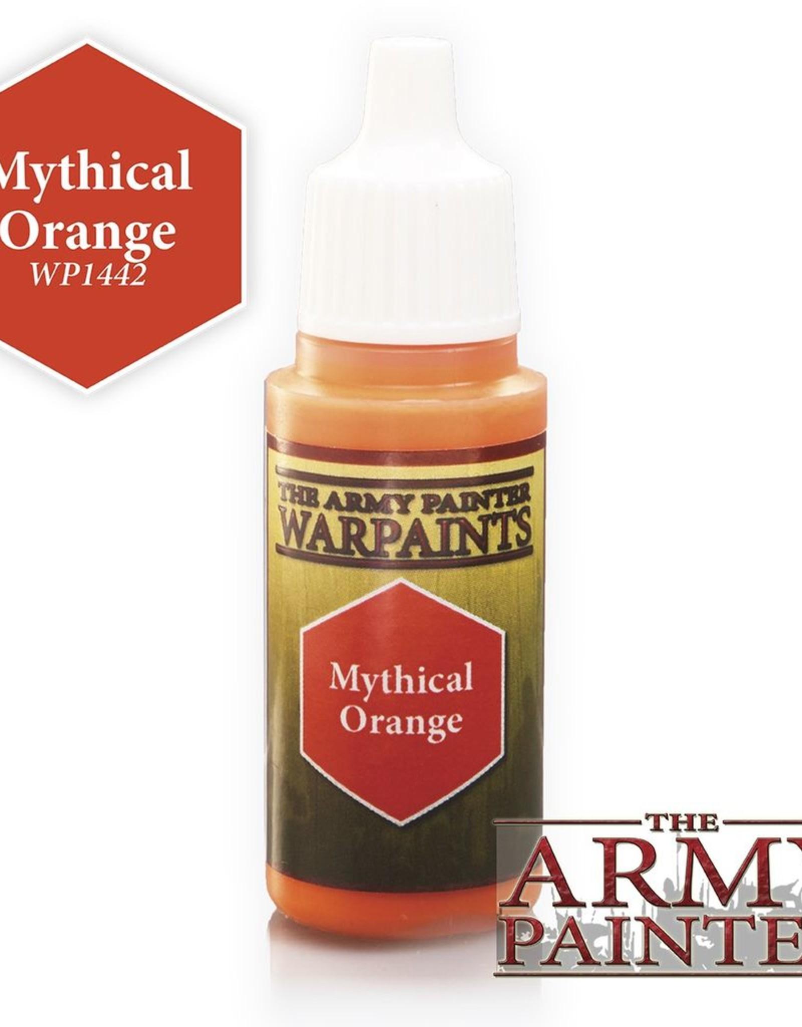 AP - Malen & Basteln Mythical Orange