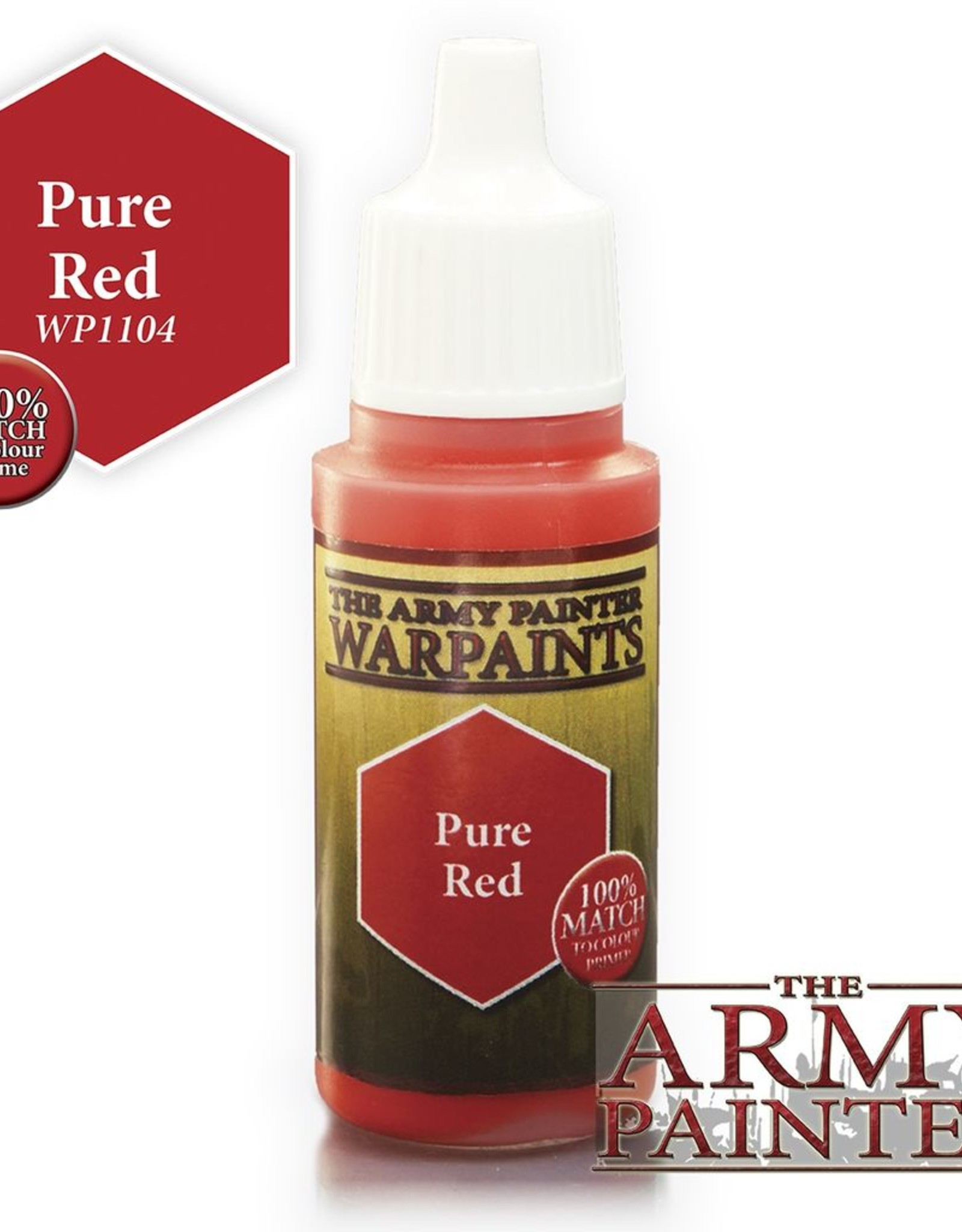 AP - Malen & Basteln Pure Red