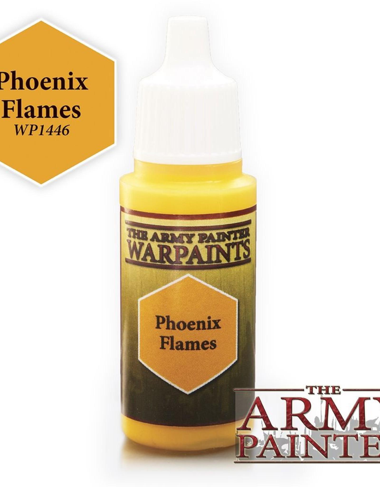 AP - Malen & Basteln Phoenix Flames