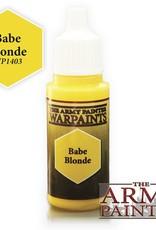 AP - Malen & Basteln Babe Blonde