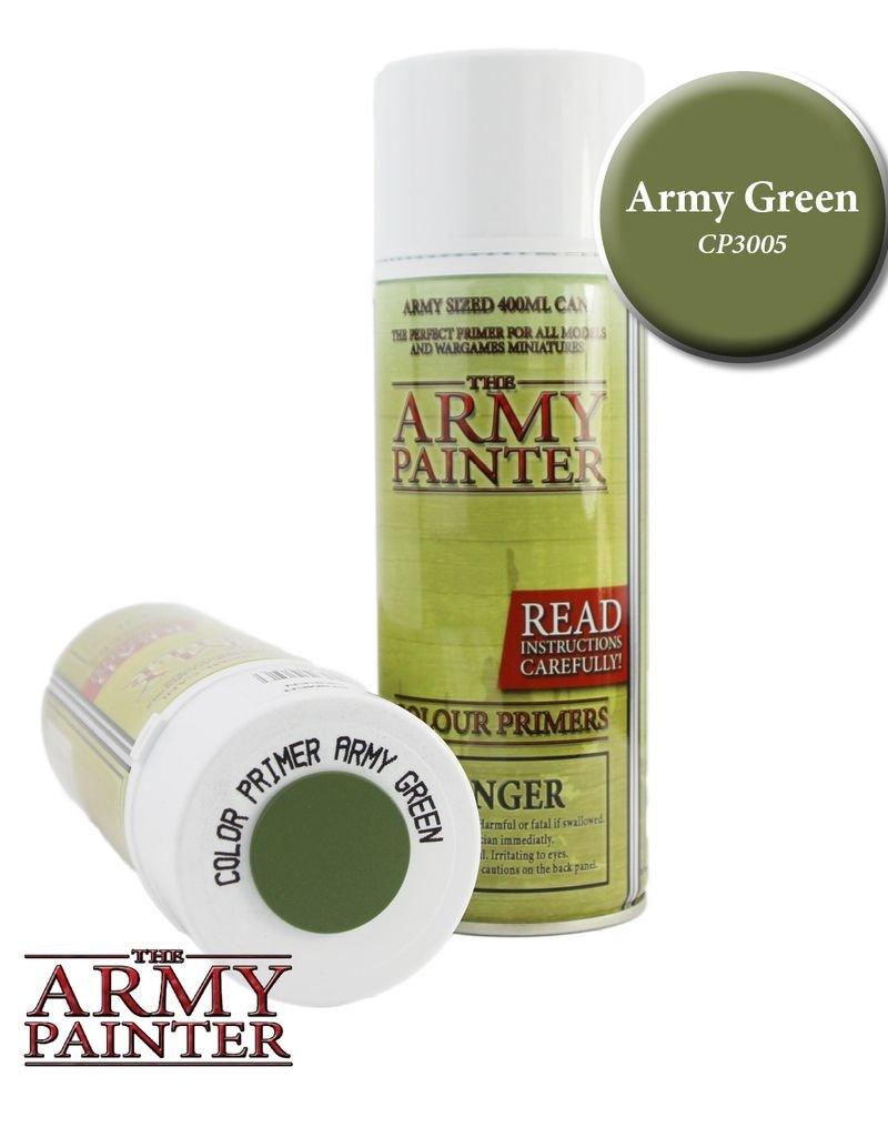 AP - Malen & Basteln Base Primer - Army Green