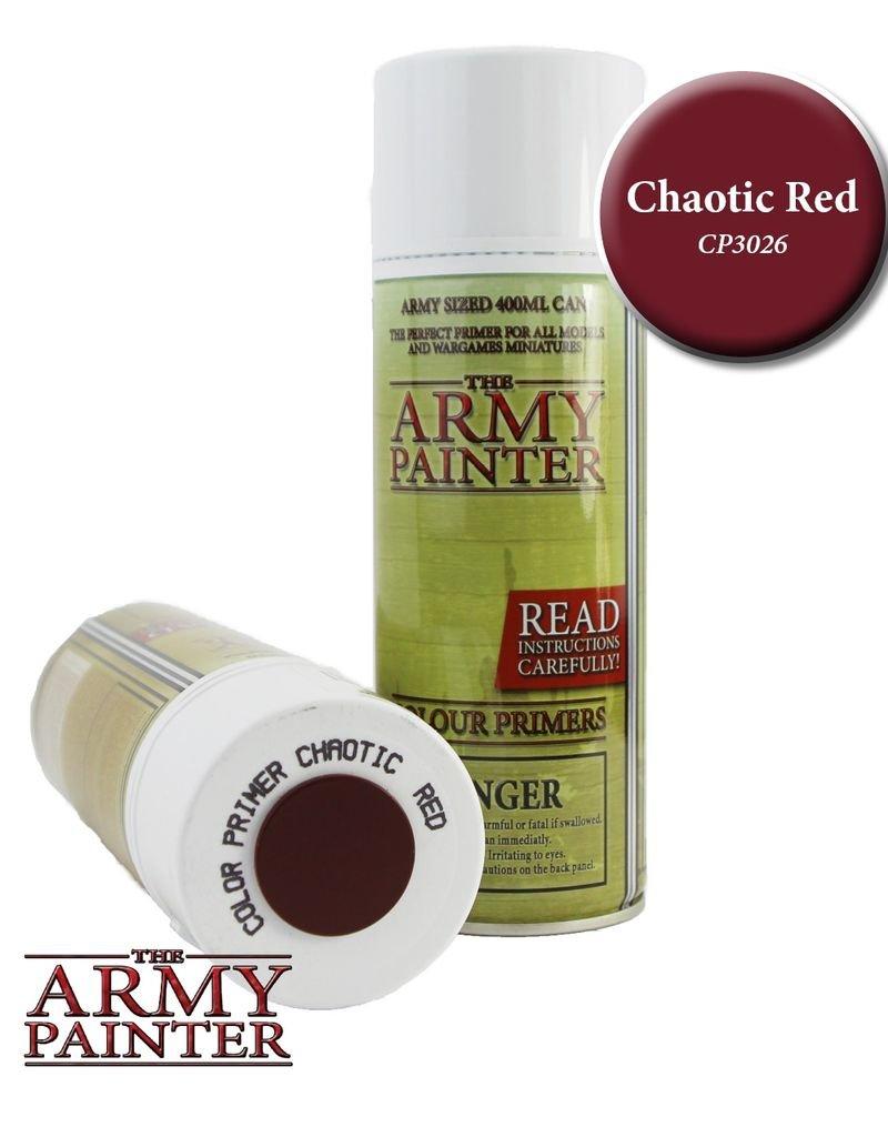 AP - Malen & Basteln Base Primer - Chaotic Red