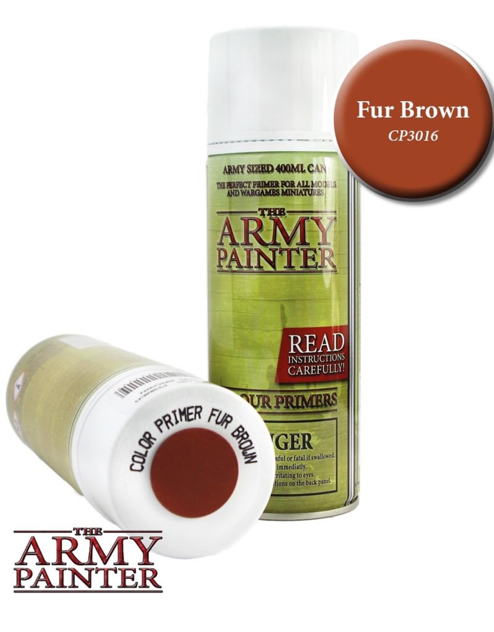 AP - Malen & Basteln Base Primer - Fur Brown