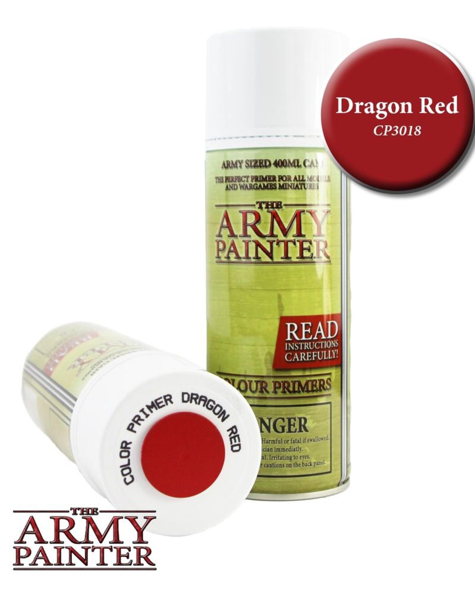 AP - Malen & Basteln Base Primer - Dragon Red