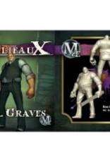 WYR - Malifaux Miniaturen Mr. Graves