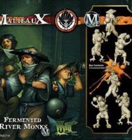 WYR - Malifaux Miniaturen Fermented River Monks