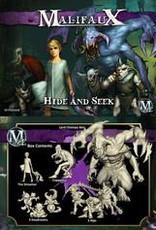 WYR - Malifaux Miniaturen Hide and Seek Dreamer Crew