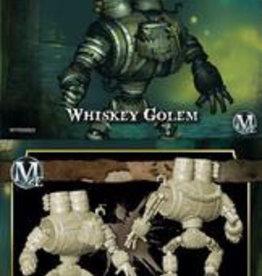 WYR - Malifaux Miniaturen Whiskey Golem