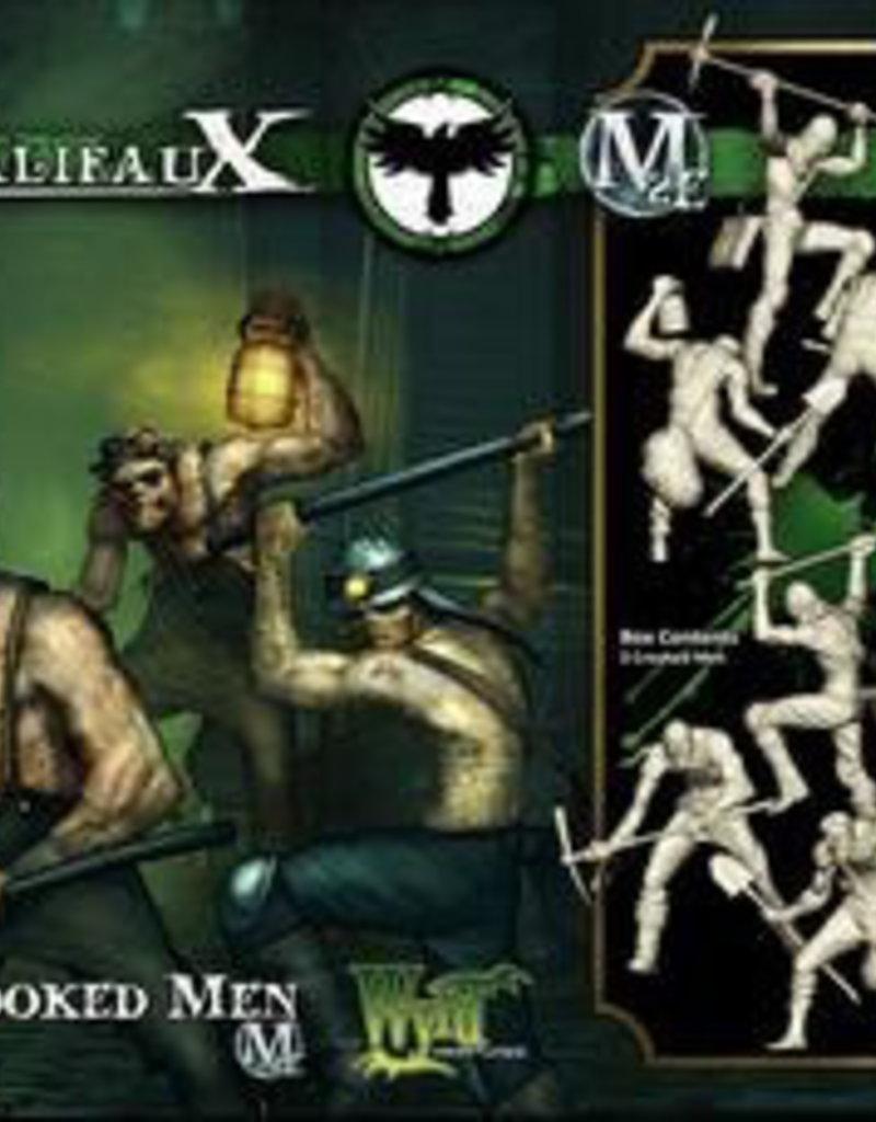 WYR - Malifaux Miniaturen Crooked Man (3)