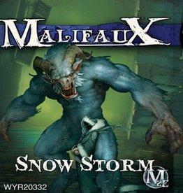 WYR - Malifaux Miniaturen Snow Storm