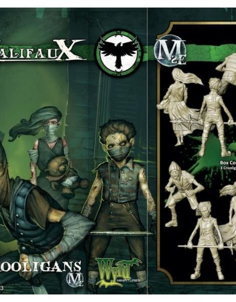 WYR - Malifaux Miniaturen Crooligan