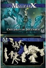 WYR - Malifaux Miniaturen Children of December (Raspitina Crew Box Set)
