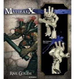 WYR - Malifaux Miniaturen Rail Golem