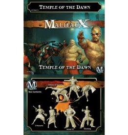WYR - Malifaux Miniaturen Shenlong Crew - Temple of the Dawn