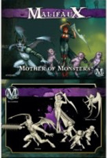 WYR - Malifaux Miniaturen Mother of Mosters (Lilith Crew Box Set)