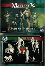 WYR - Malifaux Miniaturen McMourning Box Set - Body of Evidence