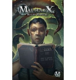 WYR - Malifaux Zubehör Malifaux - M2E Rules Manual (A5)