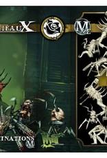 WYR - Malifaux Miniaturen Abominations
