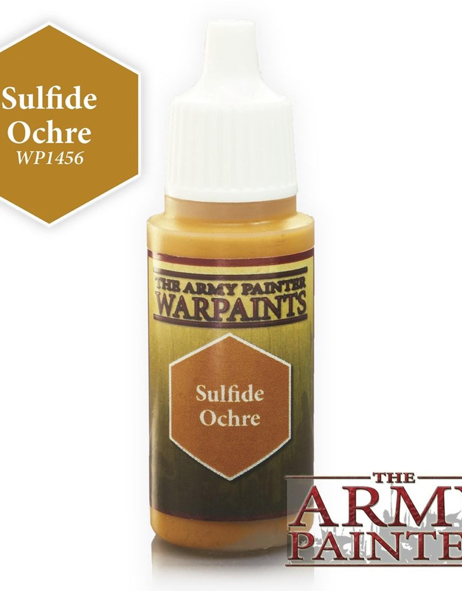 AP - Malen & Basteln Sulfide Ochre