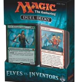 MTG - Deck MTG - Duel Decks: Elves vs Inventors - EN