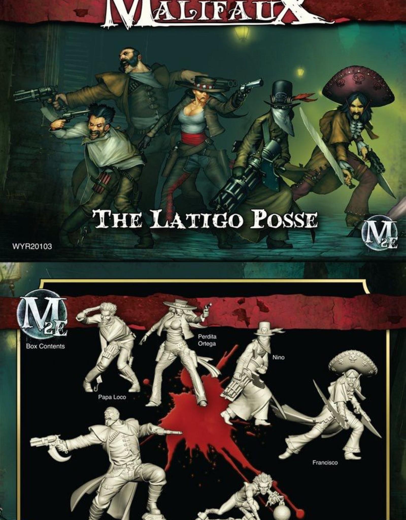 WYR - Malifaux Miniaturen Perdita Box Set - The Latigo Posse