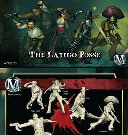 WYR - Malifaux Miniaturen Perdita Box Set - The Latigo Posse