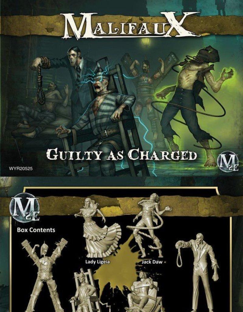 WYR - Malifaux Miniaturen Jack Daw Crew - Guilty as Charged