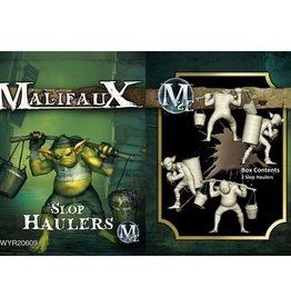 WYR - Malifaux Miniaturen Slop Haulers