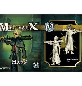 WYR - Malifaux Miniaturen Hans