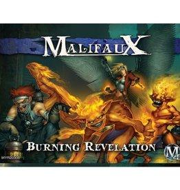 WYR - Malifaux Miniaturen Kaeris Crew Box - Burning Revelations