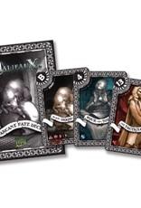 WYR - Malifaux Zubehör Arcane Fate Deck - Black