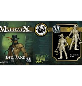 WYR - Malifaux Miniaturen Big Jake