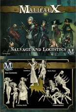 WYR - Malifaux Miniaturen Leveticus Crew (Salvage and Logistics)