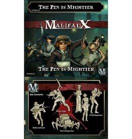 WYR - Malifaux Miniaturen The Pen is Mightier (Nellie)