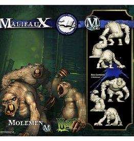 WYR - Malifaux Miniaturen Moleman (3)