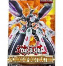 YGO - Flames of Destruction YGO - Flames of Destruction - Booster - DE
