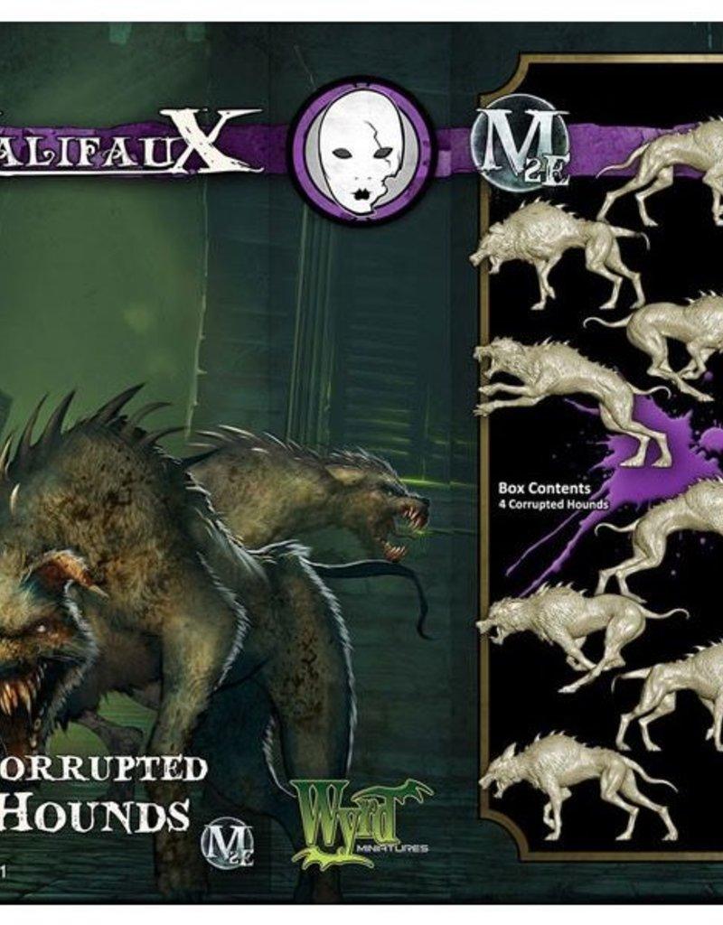 WYR - Malifaux Miniaturen Corrupted Hound x(4)