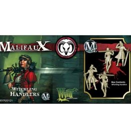 WYR - Malifaux Miniaturen Witchling Handlers