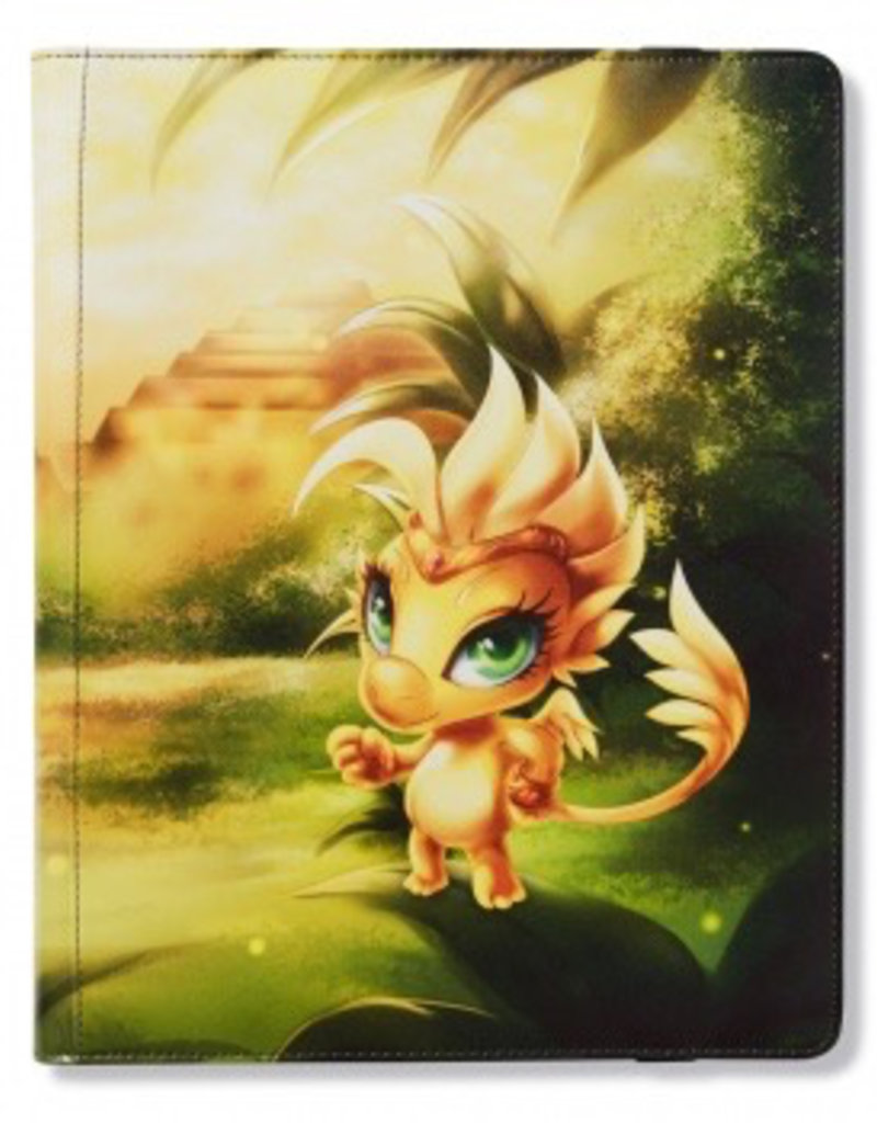 DS - Binder Dragon Shield Card Codex 360 Portfolio - Dorna