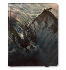 DS - Binder Dragon Shield Card Codex 360 Portfolio - Fuligo