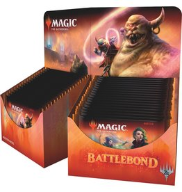 MTG - Spezial Box MTG - Battlebond Booster Display (36 Packs) - EN