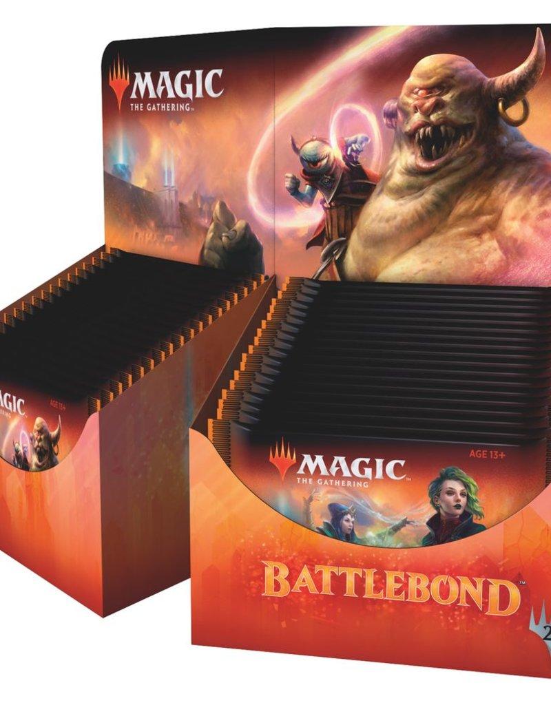 MTG - Spezial Box MTG - Battlebond Booster Display (36 Packs) - EN