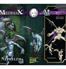 WYR - Malifaux Miniaturen Nephilim (3) Box