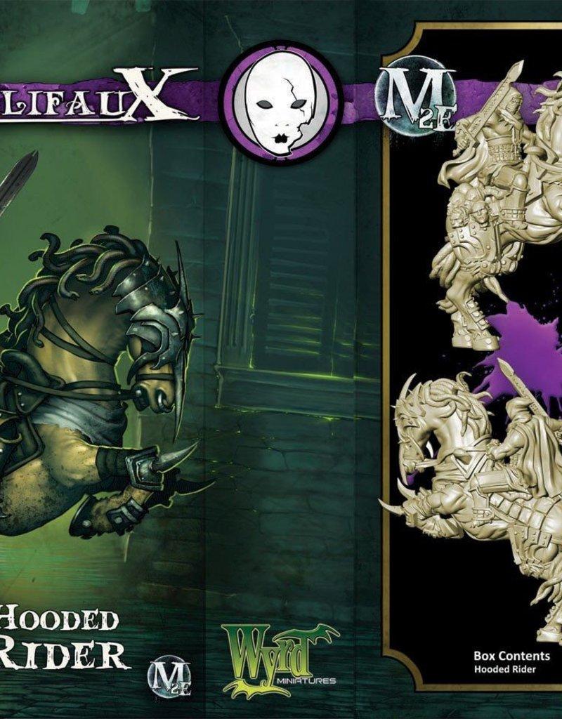 WYR - Malifaux Miniaturen Hooded Rider
