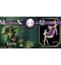 WYR - Malifaux Miniaturen Tuco