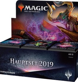 MTG - Core Set MTG - Hauptset 2019 Booster Display (36 Packs) - DE