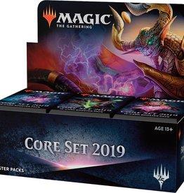 MTG - Core Set MTG - Core Set 2019 Booster Display (36 Packs) - EN