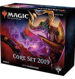 MTG - Core Set MTG - Core Set 2019 Bundle - EN