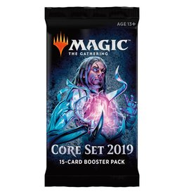 MTG - Core Set MTG - Core Set 2019 Booster - EN