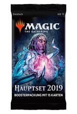 MTG - Core Set MTG - Hauptset 2019 Booster - DE